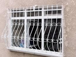 Ucuz ferforje Pencere korkuluk